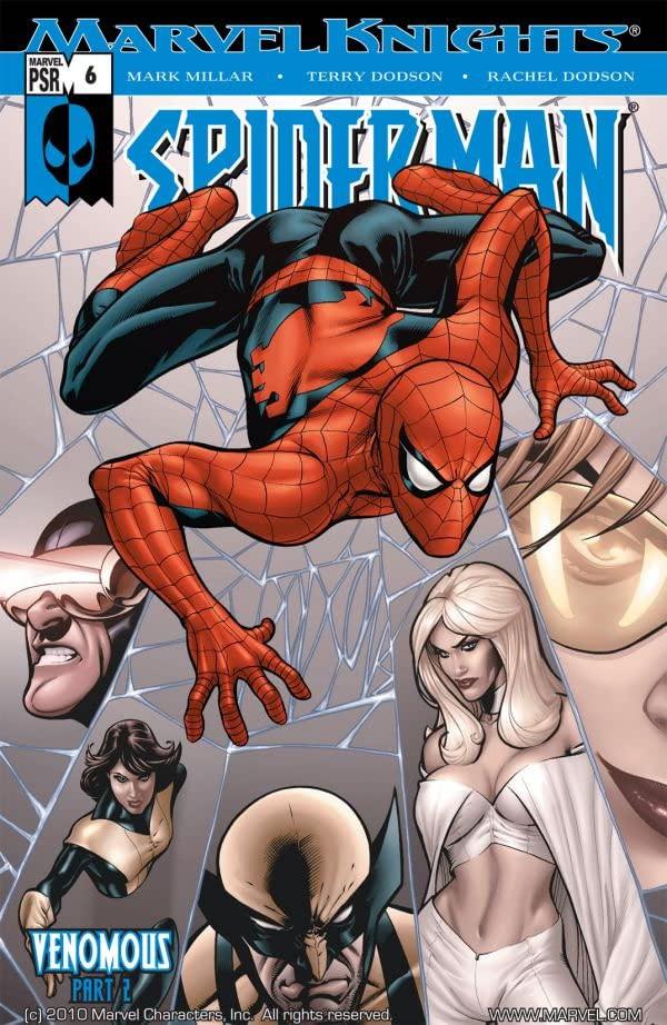 Marvel Knights: Spider-Man Vol 1 6