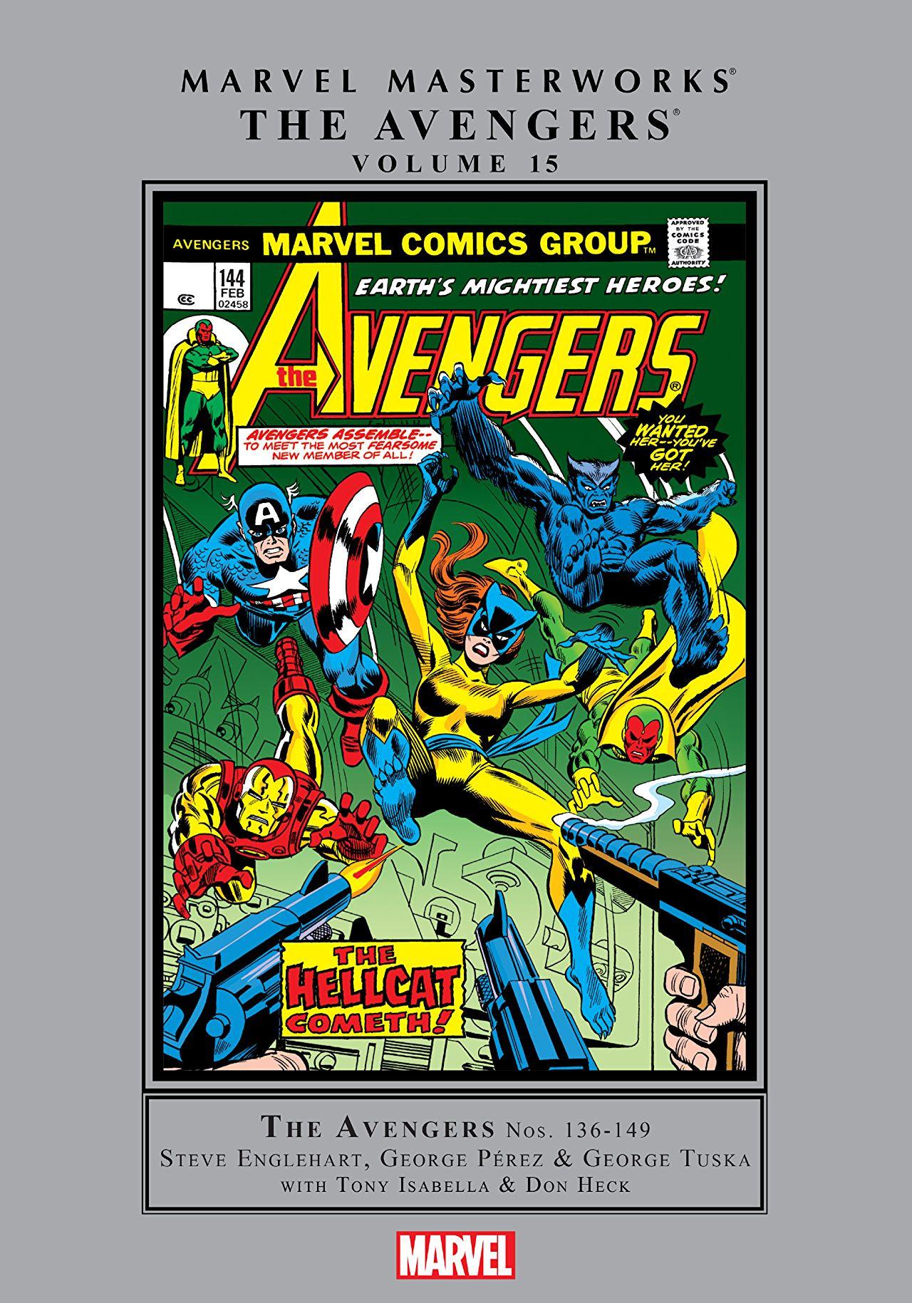 Marvel Masterworks: Avengers Vol 1 15