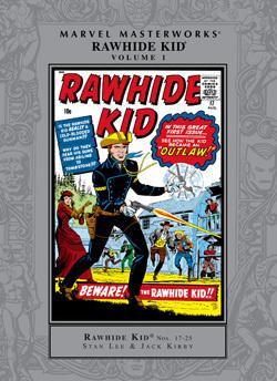 Marvel Masterworks: The Rawhide Kid Vol 1 1