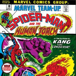 Marvel Team-Up Vol 1 10