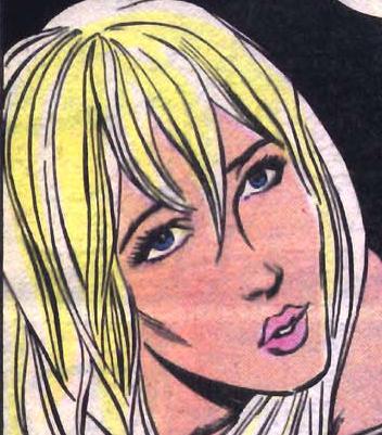 Mary Garwin (Earth-616)