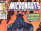 Micronauts Vol 2 15