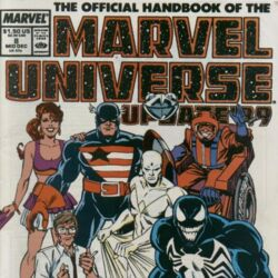 Official Handbook of the Marvel Universe Vol 3 8