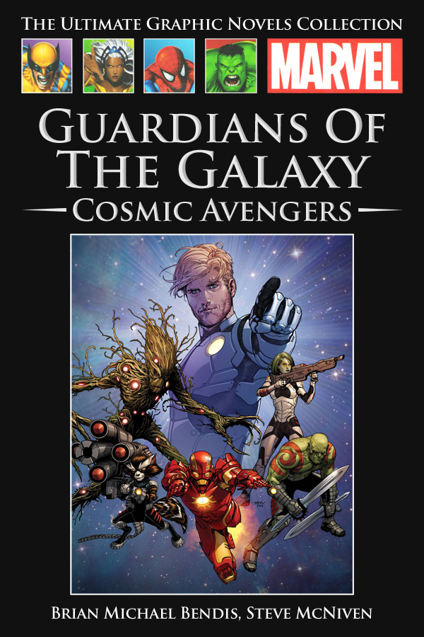 Official Marvel Graphic Novel Collection Vol 1 90