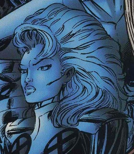 Ororo Munroe (Earth-928)