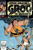 Sergio Aragonés Groo the Wanderer Vol 1 57