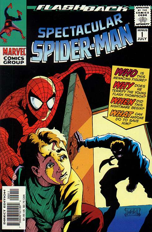 Spectacular Spider-Man Vol 1