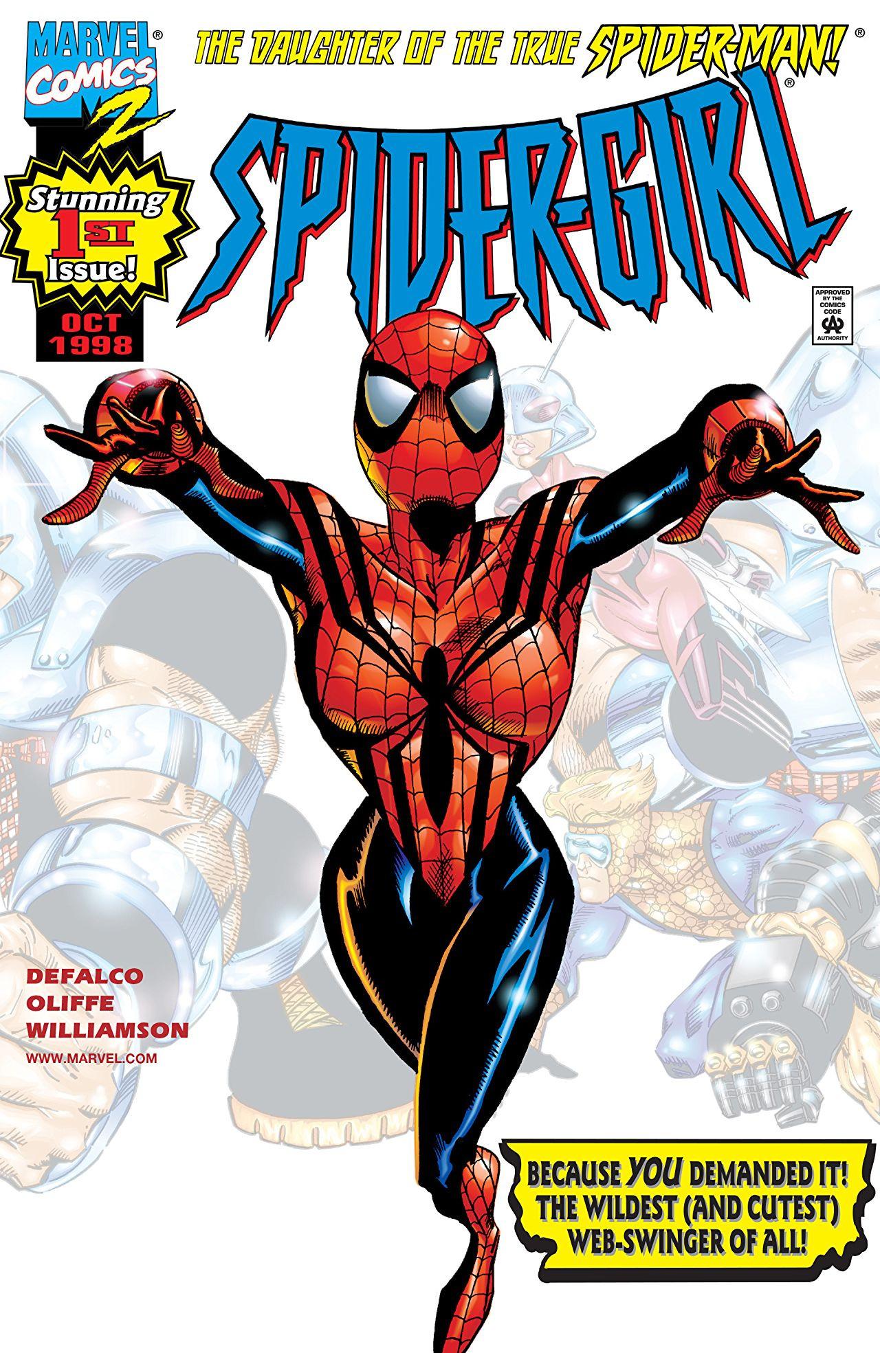 Spider-Girl Vol 1 1