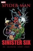 Spider-Man Sinister Six TPB Vol 1 1