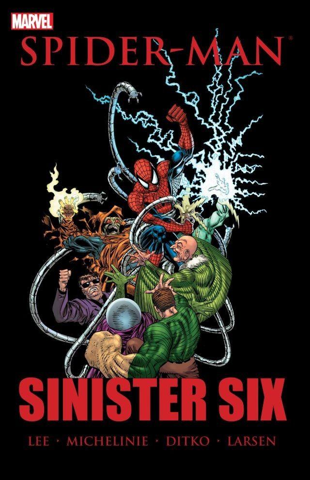 Spider-Man: Sinister Six TPB Vol 1 1