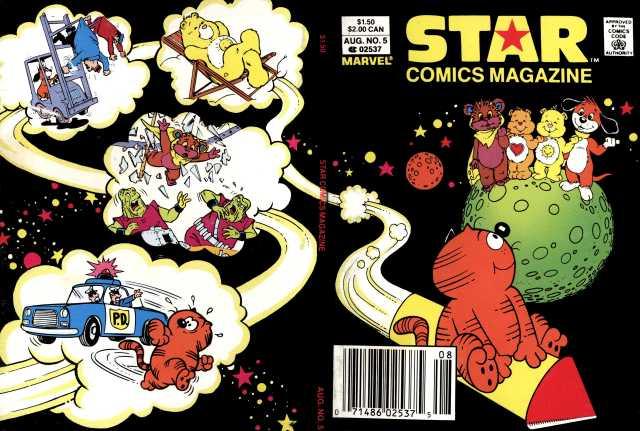 Star Comics Magazine Vol 1 5