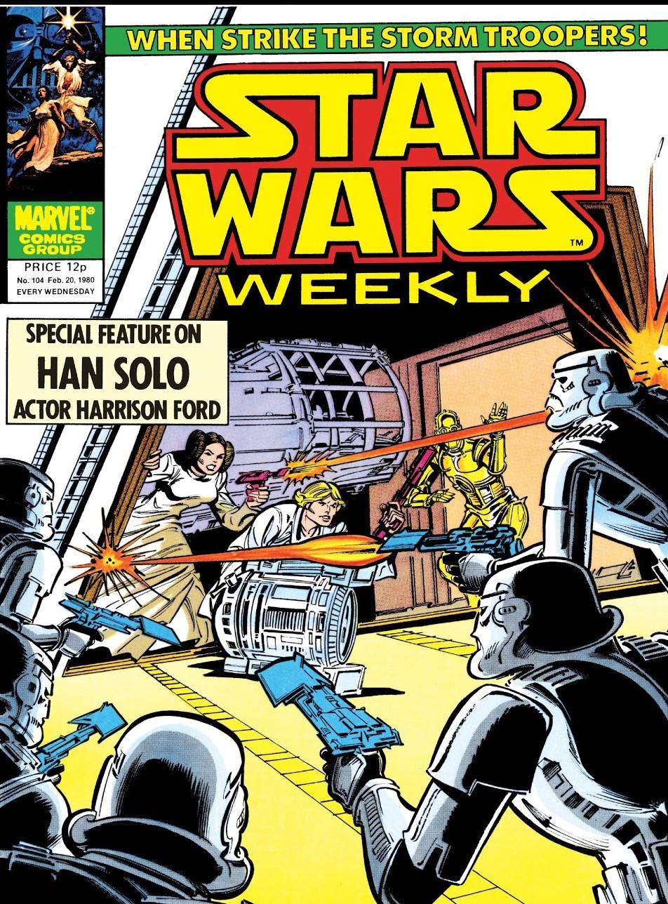 Star Wars Weekly (UK) Vol 1 104
