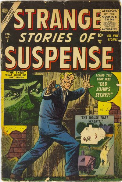 Strange Stories of Suspense Vol 1 7