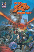 The Last Avengers Story Vol 1 2