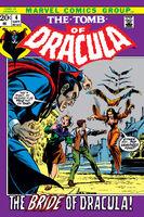 Tomb of Dracula Vol 1 4