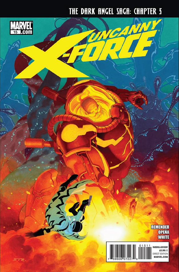 Uncanny X-Force Vol 1 15