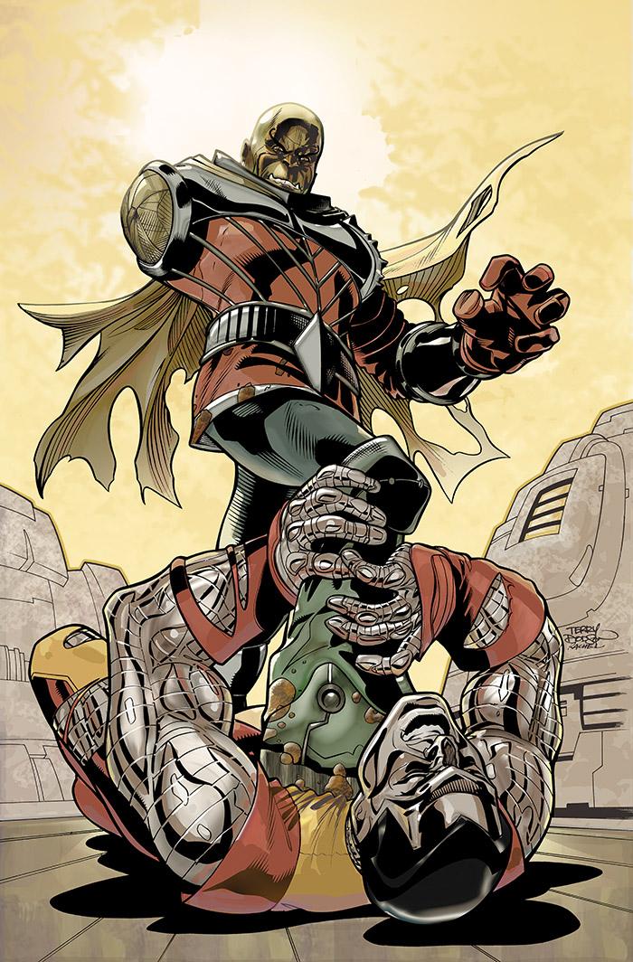 Kruun (Earth-616)