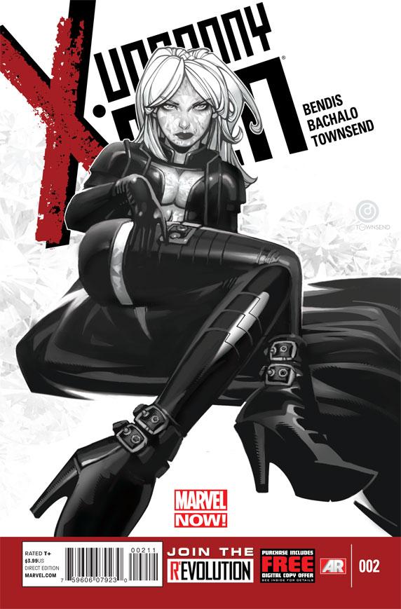 Uncanny X-Men Vol 3 2
