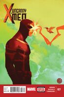 Uncanny X-Men Vol 3 27
