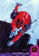 Wade Wilson (Earth-616) from Ultra X-Men (Trading Cards) 1994 001