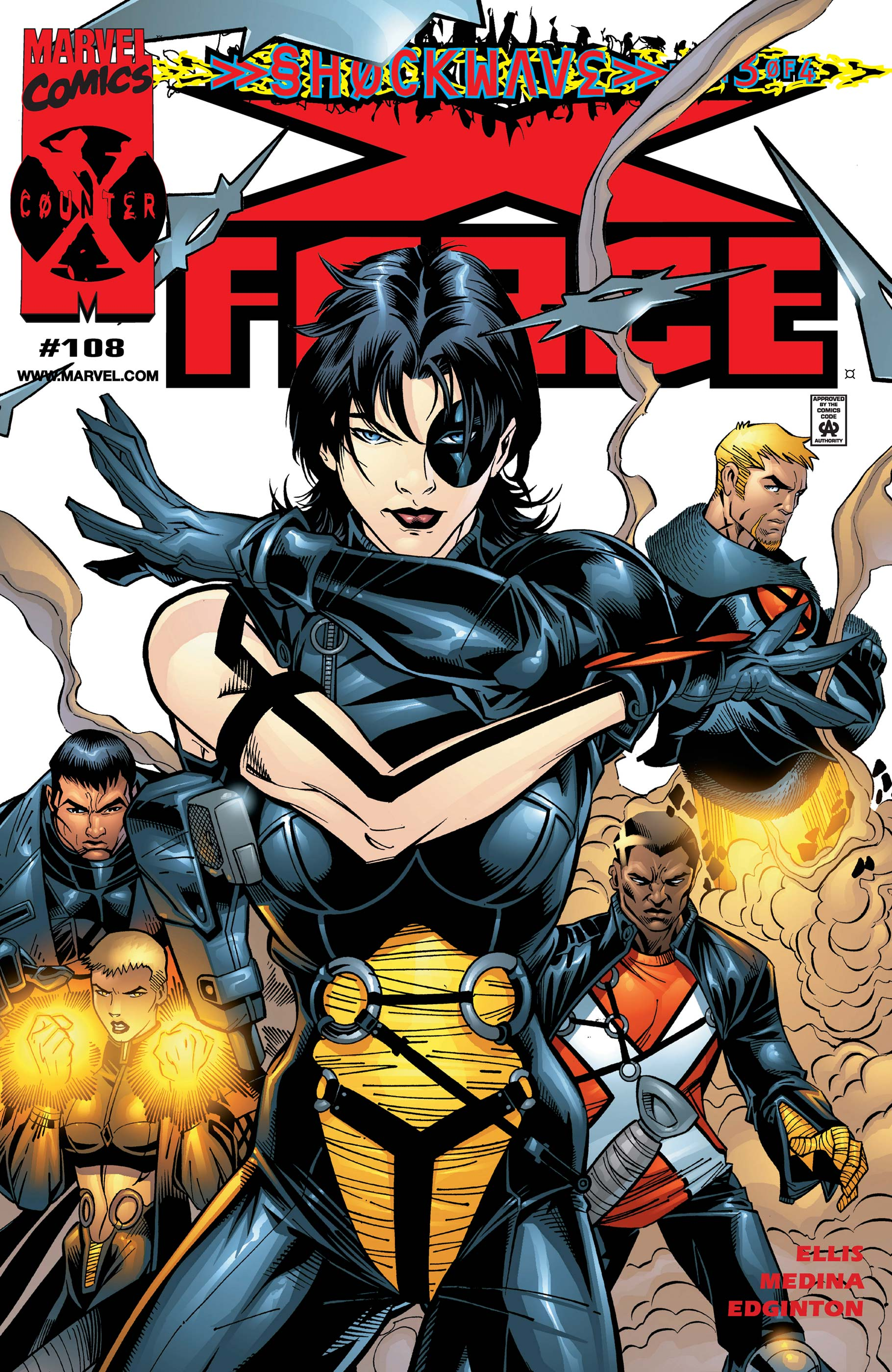 X-Force Vol 1 108