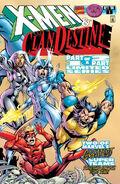 X-Men Clan Destine Vol 1 1