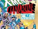 X-Men: Clan Destine Vol 1 1