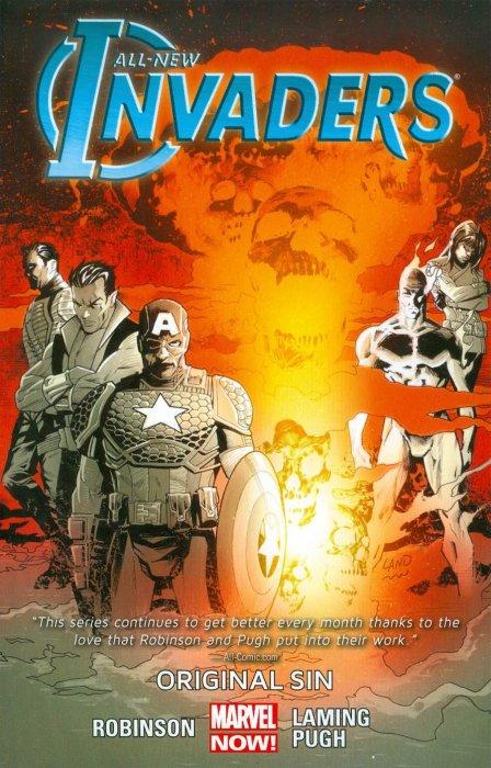 All-New Invaders TPB Vol 1 2: Original Sin