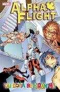 Alpha Flight TPB Vol 1 1 You Gotta Be Kiddin Me!