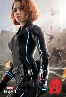 Avengers Age of Ultron poster 005