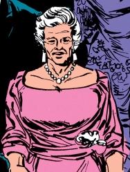 Barbara Bush (Earth-616)