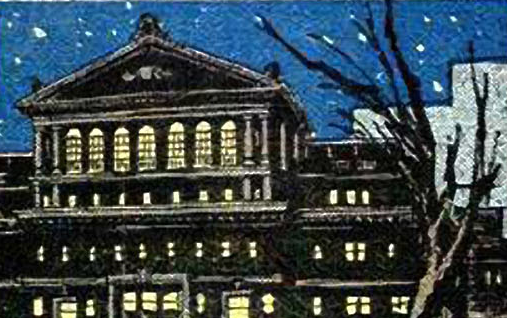 Bellevue Hospital/Gallery