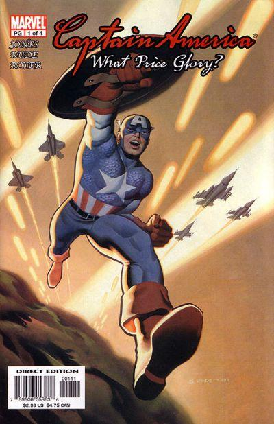 Captain America: What Price Glory? Vol 1 1
