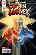 Captain Marvel Vol 1 129