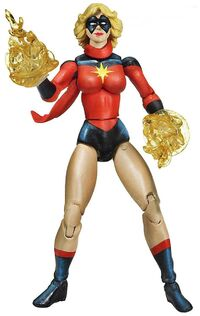Carol Danvers (Earth-616) from Marvel Universe (Toys) Series I Wave III 0001.jpg