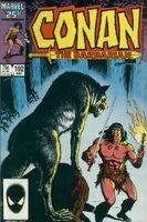 Conan the Barbarian Vol 1 192