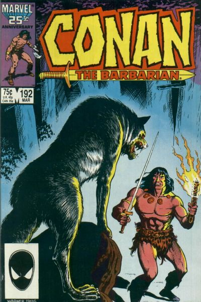 Conan the Barbarian Vol 1 192