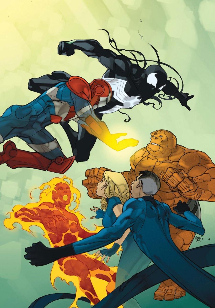 Dark Reign Fantastic Four Vol 1 5 Textless.jpg