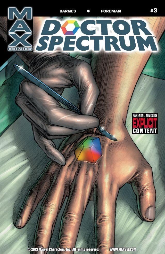 Doctor Spectrum Vol 1 3