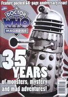Doctor Who Magazine Vol 1 272