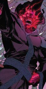 Dormammu Red (Warp World) (Earth-616)
