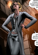 Emma Frost (Earth-90214) from X Men Noir Mark of Cain Vol 1 1 001