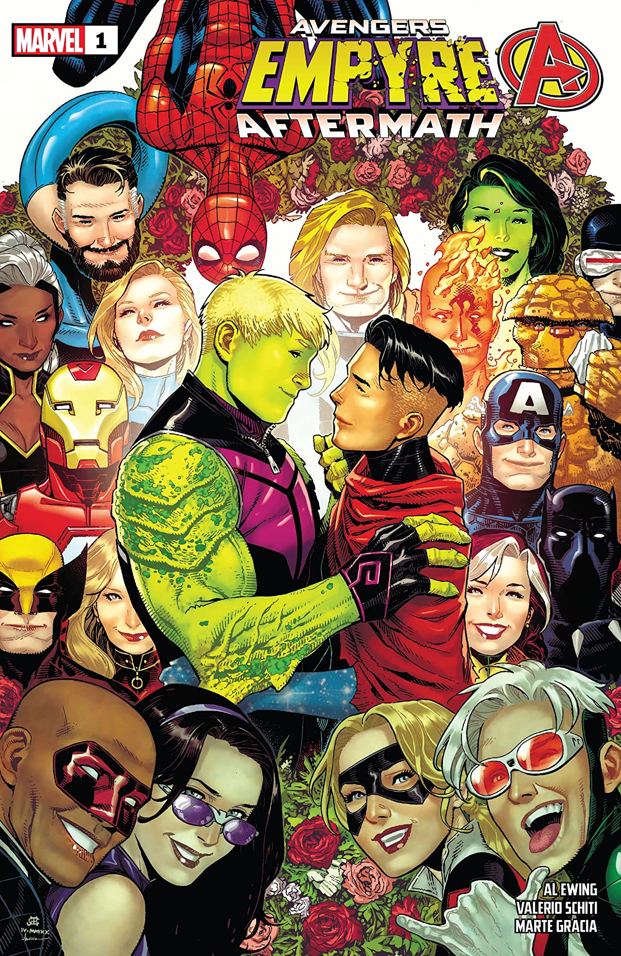 Empyre: Aftermath Avengers Vol 1
