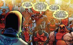 Evil Deadpool Corps (Multiverse)
