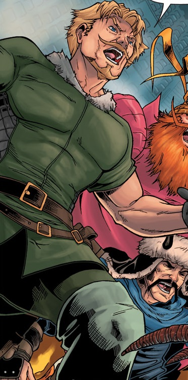 Fandral (Earth-32201)/Gallery