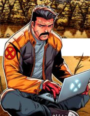 Forge (Earth-616) from Extraordinary X-Men Annual Vol 1 1 001.jpg