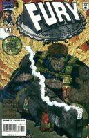 Fury of S.H.I.E.L.D. Vol 1 1