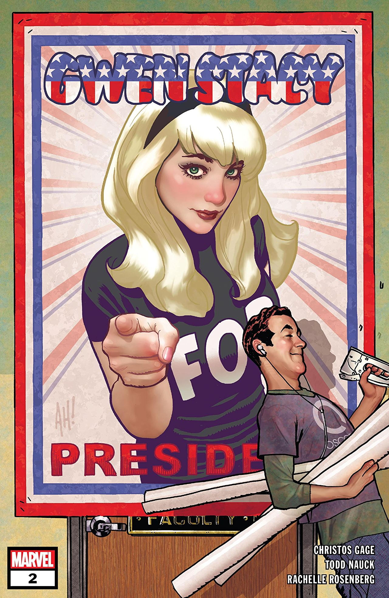 Gwen Stacy Vol 1 2