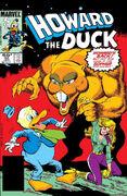 Howard the Duck Vol 1 32