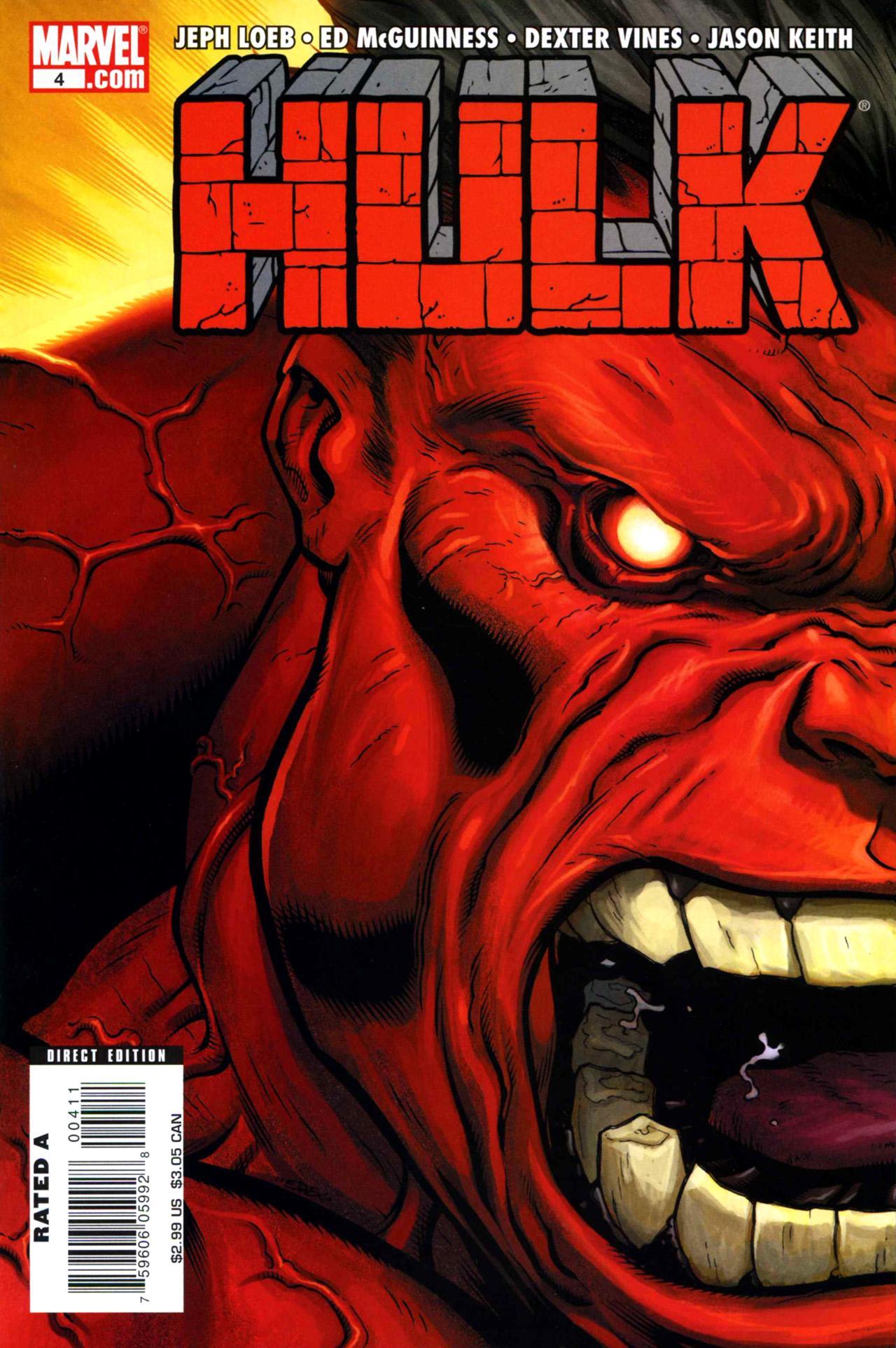 Hulk Vol 2 4